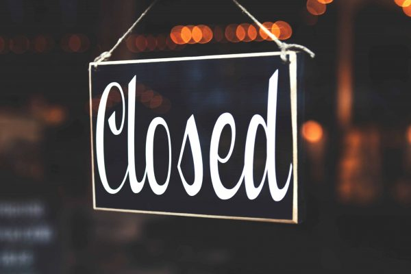 Building Closure — July 4th Holiday