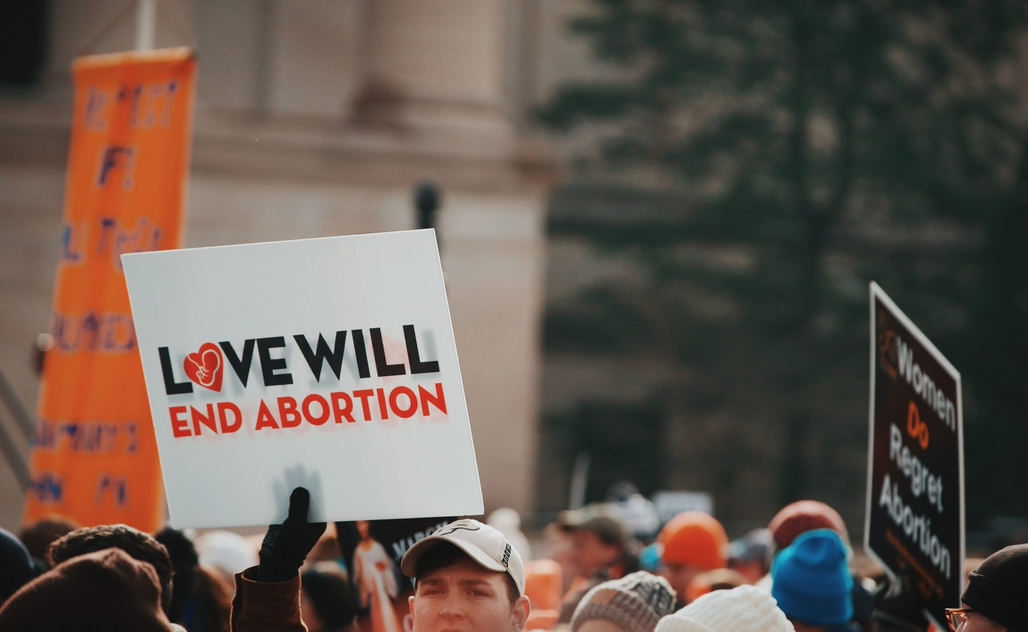 love will end abortion