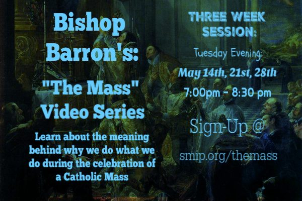 "Bishop Barron's: ""The Mass"" Video Series"