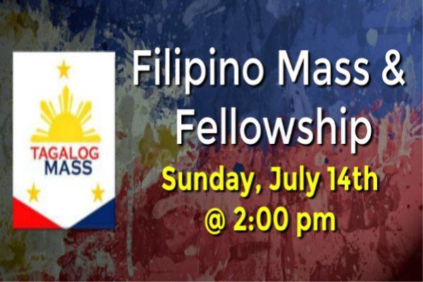 Filipino Mass