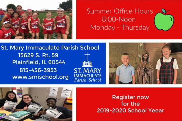 SMI School Registration