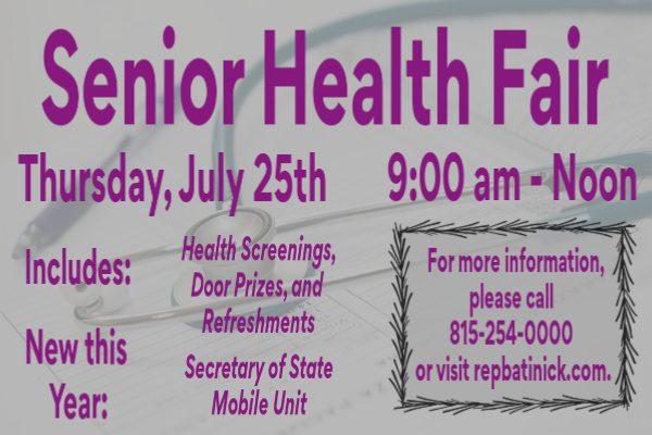 Senior Citizen Health Fair
