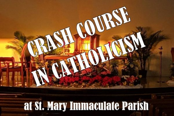 Crash Course in Catholicism