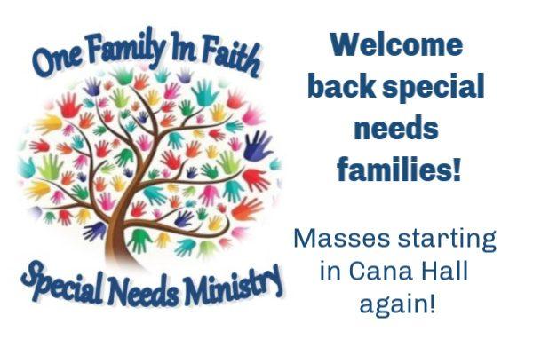 Special Needs Masses