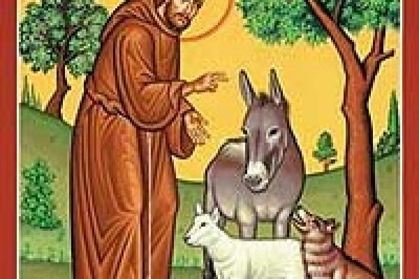 Blessings of the Animals