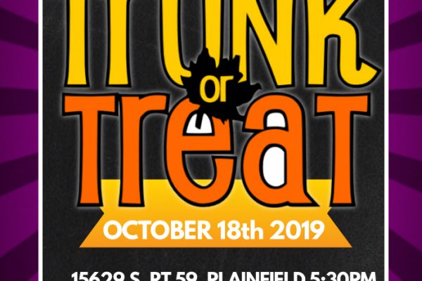 2019 St. Mary Immaculate School Trunk or Treat