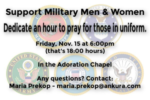 Support Our Military Men and Women