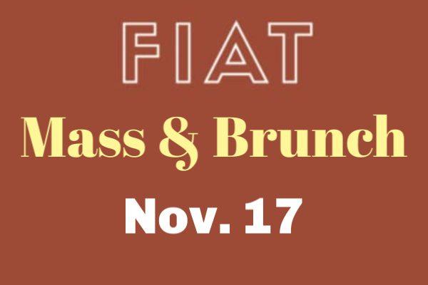 FIAT Mass & Brunch