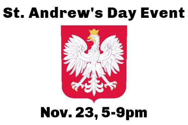 St. Andrew's Festivities