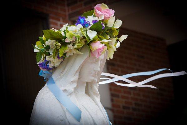 May Crowning Home Tour