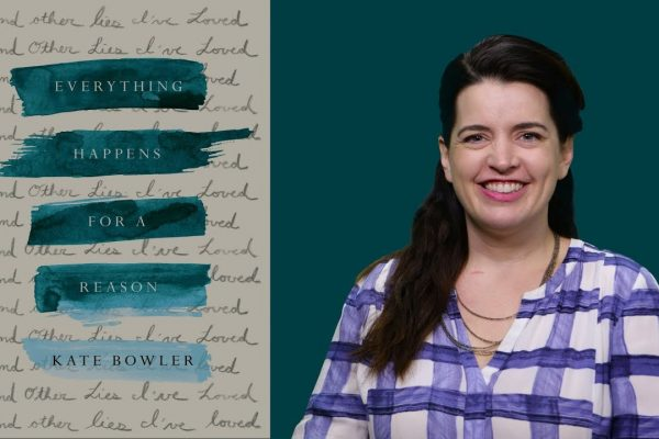 """Book Discussion on """"Everything Happens for a Reason: And Other Lies I've Loved"""" By Kate Bowler"""