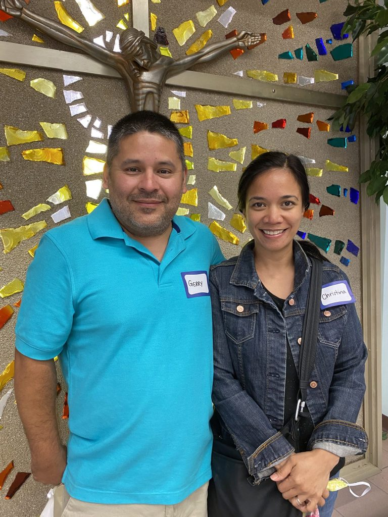 Third Grade - Gerry & Christina Abarca